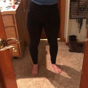 Black Victoria secret leggings